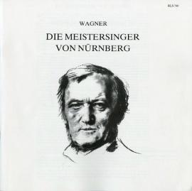 GB EMI  RLS740 ルドルフ・ケンペ ワーグナー・マイスタ…