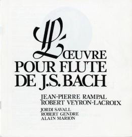 FR ERATO  STU70820/2 ジャン=ピエール・ランパル…