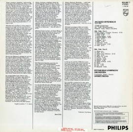 NL  PHIL  6514 367 アンドレ・プレヴィン オッフェ…