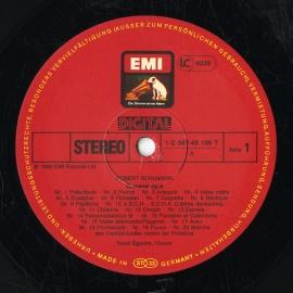DE EMI 1C067-43 139 ユーリ・エゴロフ シューマン…