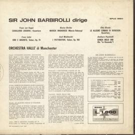 IT PYE KDLC15011 ジョン・バルビローリ 序曲集
