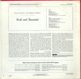 US RCA VICS-1331 アルトゥーロ・トスカニーニ ヴェル…