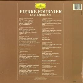 DE DGG 419 347-1 ピエール・フルニエ チェロ曲集