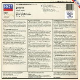 NL DEC 414 193-1 エスタ・ヴィンベルイ モーツァルト…