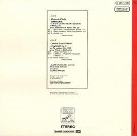 FR VSM 2C069-14080 セルジュ・ボド ダンディ・セヴ…