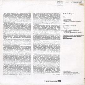 FR TRIANON C045-01659 ルドルフ・ケンペ ワーグ…