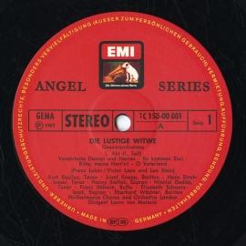 DE EMI 1C153-00 001/2 ロヴロ・フォン・マタチッ…