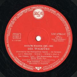 GB RCA 6706-C/1-5 エーリヒ・ラインスドルフ ワーグ…