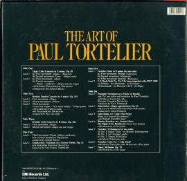 DE EMI SLS2700013 ポール・トルトゥリエ チェロ曲集…