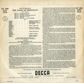 GB DEC  LXT2582-4 トーマス・ビーチャム オッフェン…