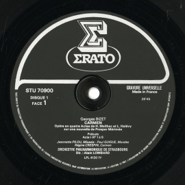 FR ERATO  STU70900-902 アラン・ロンバール ビ…