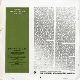 DE ETERNA 8 20 415 フランツ・コンヴィチュニー べ…