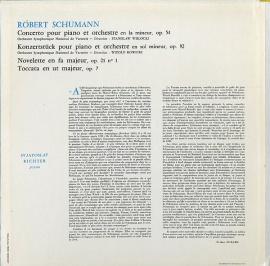 DE DGG 138 077 スヴャトスラフ・リヒテル シューマン・…