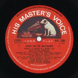 GB EMI ASD2309 ユーディ・メニューイン モーツァルト・…