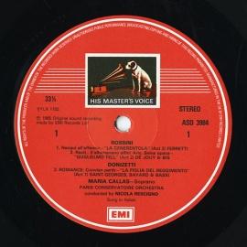 GB EMI ASD3984 マリア・カラス Callas sing…