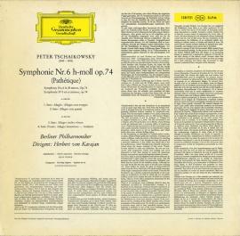 DE DGG SLPM138 921 ヘルベルト・フォン・カラヤン …