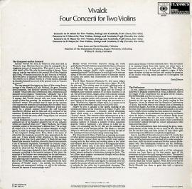 GB CBS 61629 スターン&オイストラフ ヴィヴァル…
