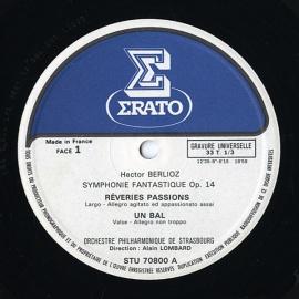 FR ERATO STU70800 アラン・ロンバール ベルリオーズ…
