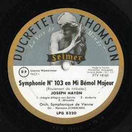FR DT LPG8320 ヘルマン・シェルヘン ハイドン・交響曲1…
