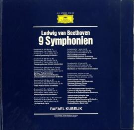 DE DGG 2740 155 クーベリック ベートーヴェン・交響曲…