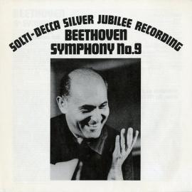 GB DEC 6BB121/2 ショルティ ベートーヴェン・交響曲9…