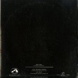 GB EMI SAN107 クリュイタンス フォーレ・レクイエム