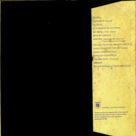 GB EMI SLS5016 ジャン・マルティノン ラヴェル・管弦楽…