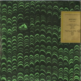 FR VSM falp117 フルトヴェングラー モーツァルト 交響…
