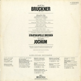 DE EMI 1C157-03776/77 ヨッフム ブルックナー・…