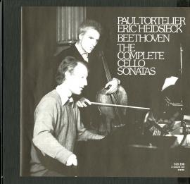 DE EMI ASD2853-4 トルトゥリエ ベートーヴェン vc…