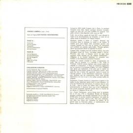 FR HARMONIA HM20336 コレギウム・アウレウム合奏団…