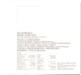 GB DEC SET514-7 カラヤン・ウィーンフィル ムソルグス…