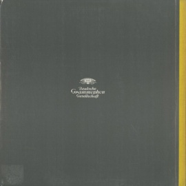 DE DGG SLPM139 362 ヨッフム オルフ「カルミナ・ブ…