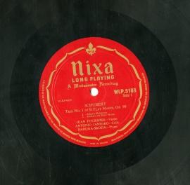 GB NIXA WLP5188 ジャン フルニエ・ヤニグロ・スコダ …