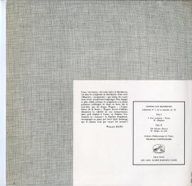 FR VSM FALP30.031 フルトヴェングラー ベートーヴェ…