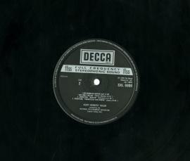NL DEC SXL6909 アドラー・ナショナルフィル 序曲・管弦…