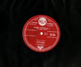 GB RCA SB2007 ライナー・シカゴ響 ブラームス・交響曲3番