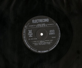 RUMANIA ELECTRECORD ST-ECE01700 ボベ…