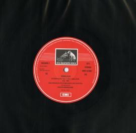 GB EMI SLS5129 ベルグルンド・ボーンマス響  シベリウ…