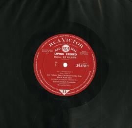 GB RCA LDS6706.1-5 ラインスドルフ・ロンドン響 ワ…