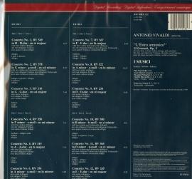 NL PHIL 412 128-1 カルミレッリ・イムジチ合奏団 V…