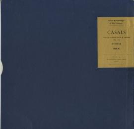 GB EMI COLH30 カザルス ドボルザーク・チェロ協奏曲
