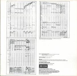 GB DEC SET628 ショルティ ホルスト・惑星