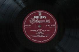 GB PHIL ABL3123 ワルター ハイドン・奇蹟