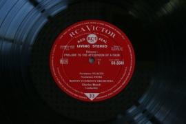 GB RCA SB6540 ミンシュ ドビュッシー・管弦楽