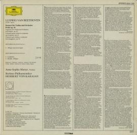 FR DGG 2531 250 ムター ベートヴェン・ヴァイオリン協…
