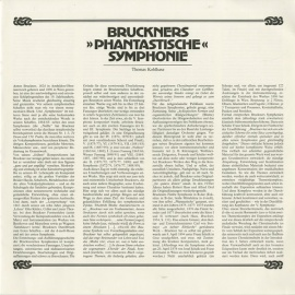 DE DGG 2707 113 バレンボイム ブルックナー・交響曲5番