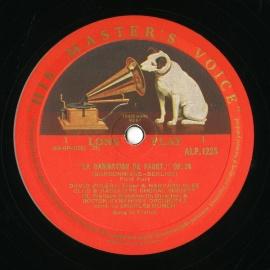 GB EMI ALP1225-7ミンシュ ベルリオーズ・ファ…