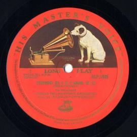 GB EMI ALP1025フルトヴェングラー チャイコフス…
