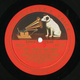 GB EMI ALP1162-5クリュイタンスグノー・ファウ…